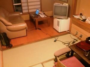 Edoya Hotel, chambre 506