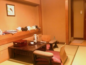La chambre 506 de l\'htel Edoya Ueno