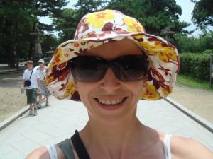 Le nouveau chapeau de Cecile F