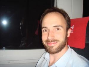 Franck dans le train : c\'est homme ressemble-t-il à un terroriste ?