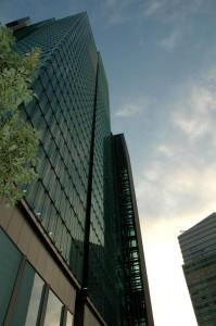 Nouvel immeuble à Roppongi, Tokyo