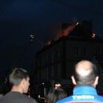 Berck Rothschild incendie
