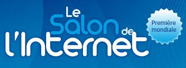 Logo du Salon de l\'Internet Porte de Versailles