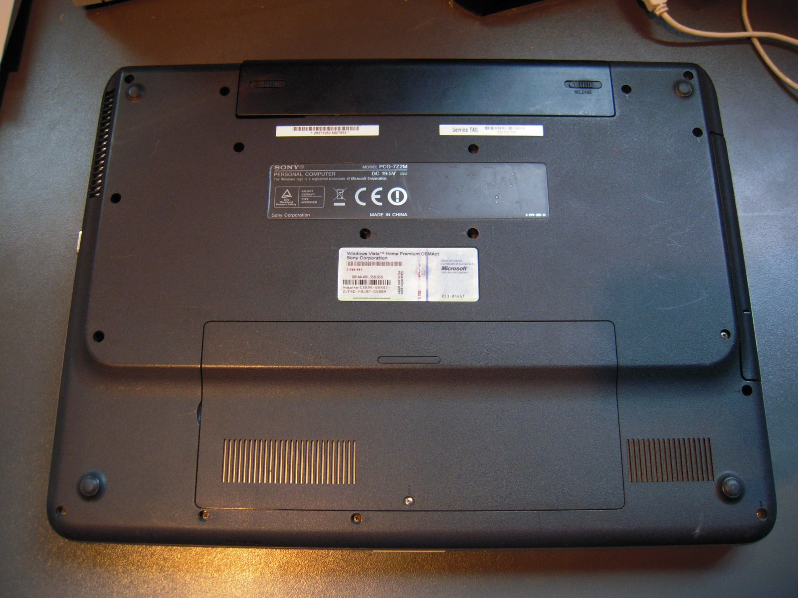 Sony Vaio Preparing Automatic Repair