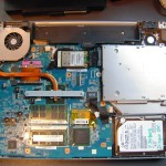 Insight: what's inside the Sony Vaio VGN/PCG laptop
